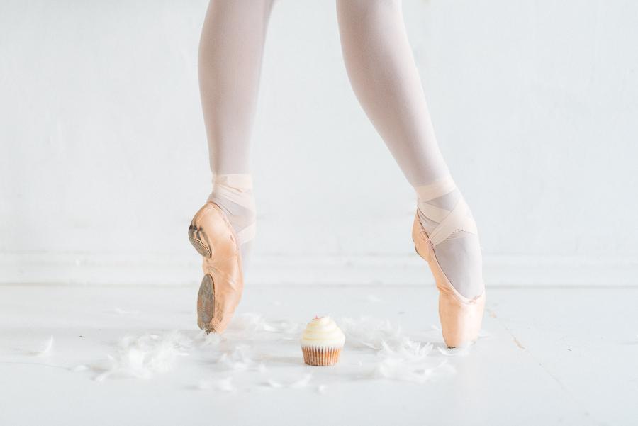 Czy baletnice jedzą czekoladę?